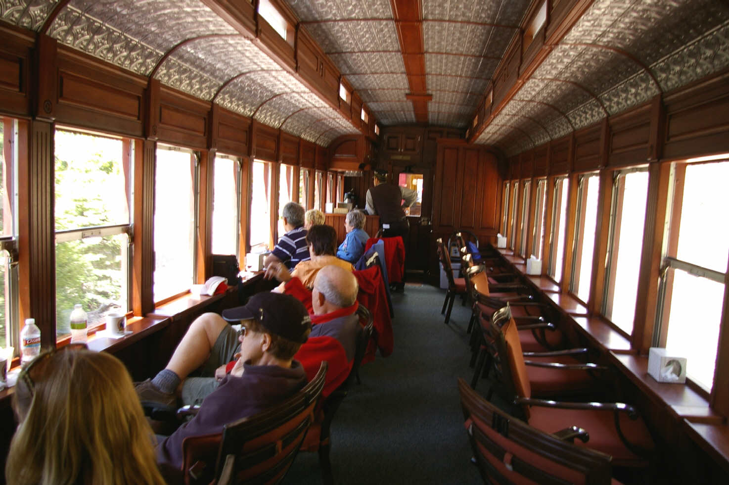 awesome webs our vacation scenic railroad. Black Bedroom Furniture Sets. Home Design Ideas